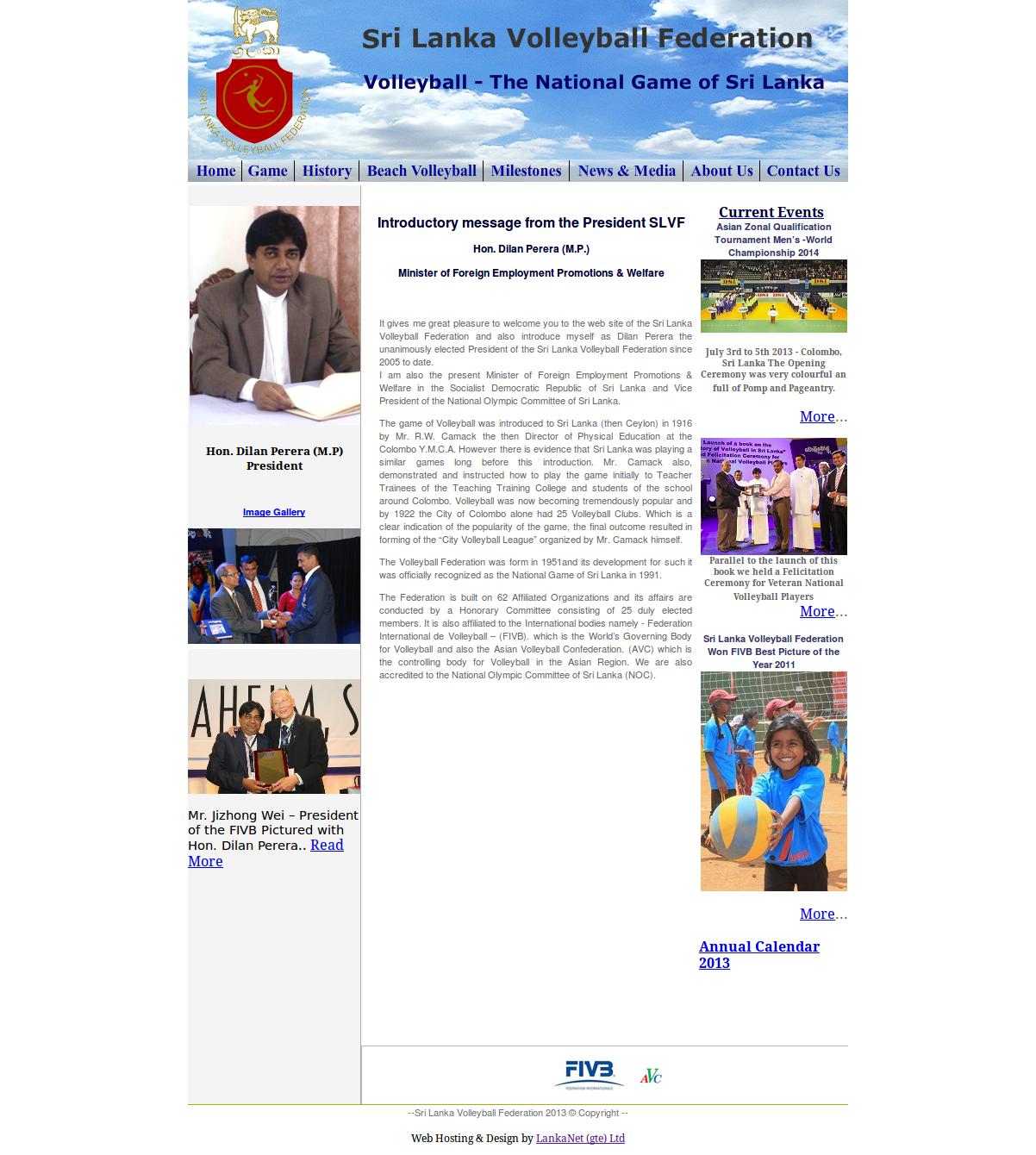 Sri Lanka Volleyball Federation